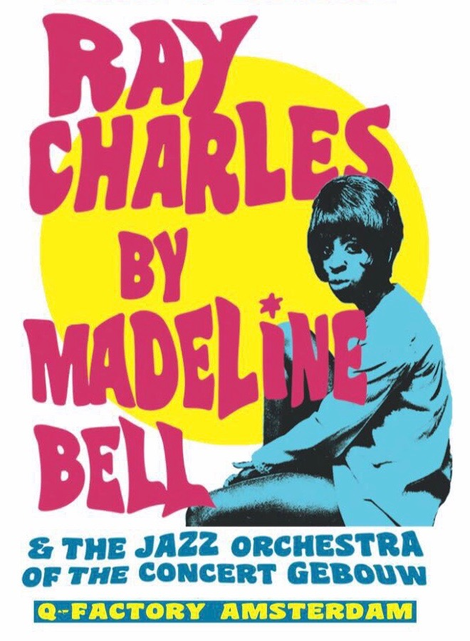 Tribute To Ray Charles met Madeline Bell