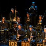 Jazz Orchestra in Nick Vollebregt Jazzcafe